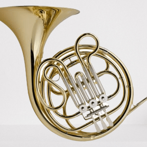 A Holton Single French Horn (H602 Student Model)