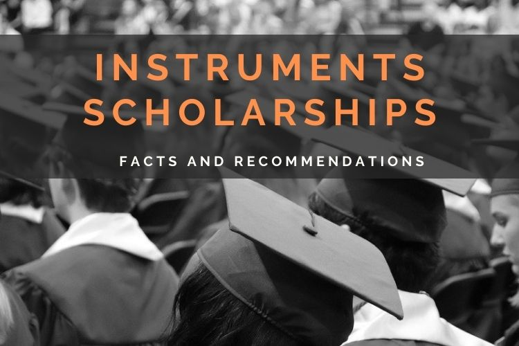 Band Instruments Scholarships - Facts and Recommendations