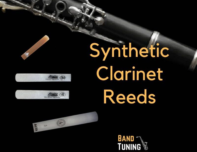 Banner Synthetic Clarinet Reeds