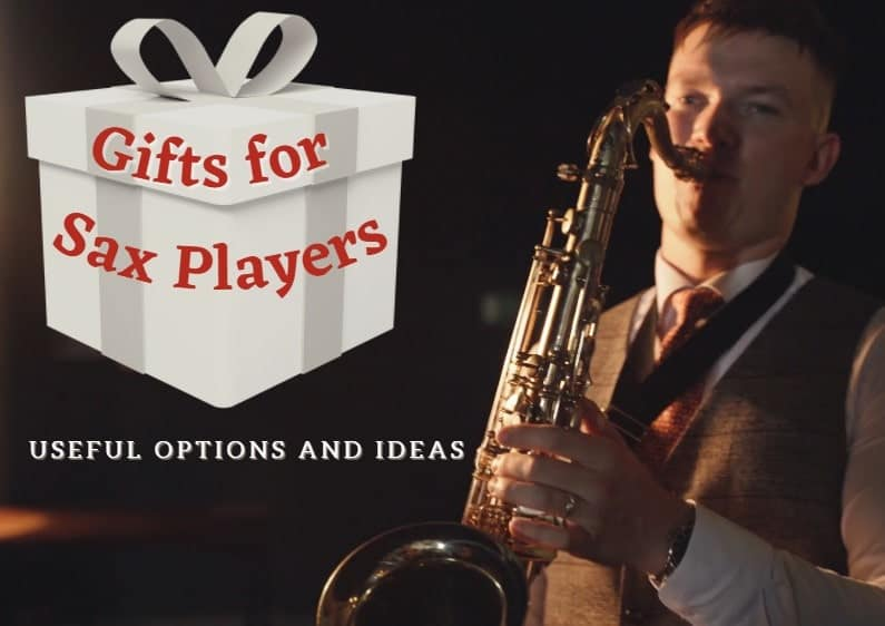 Gifts for Sax Players