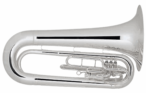 King 1151SP Brass Silver Plate Finish 1