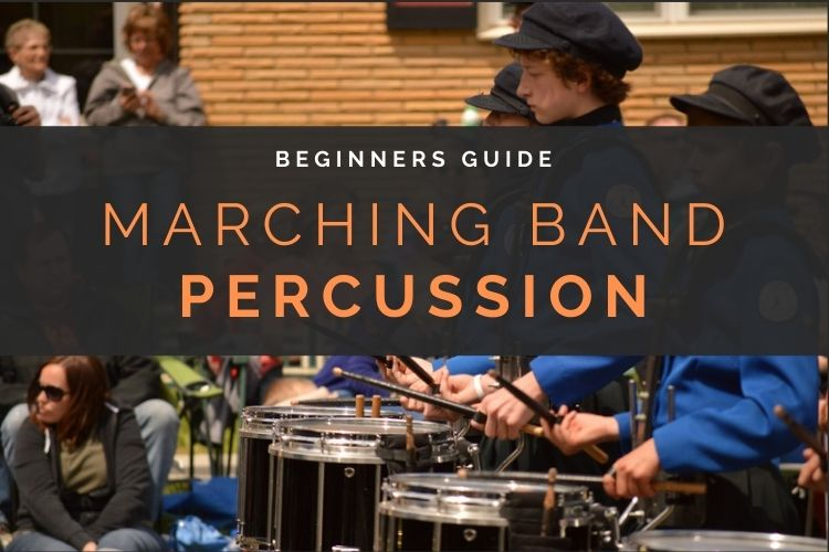 Marching Band Percussion