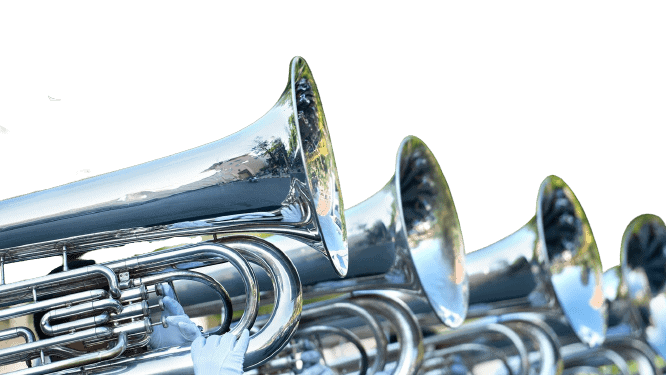 Marching Euphoniums