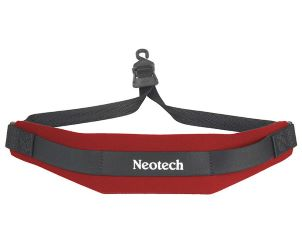 Neotech Soft Sax Strap in Red