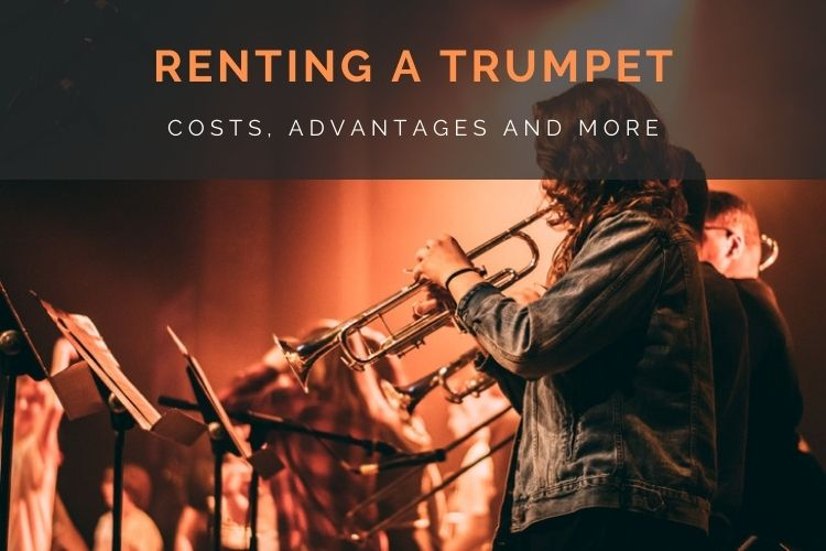Renting a trumpet guide