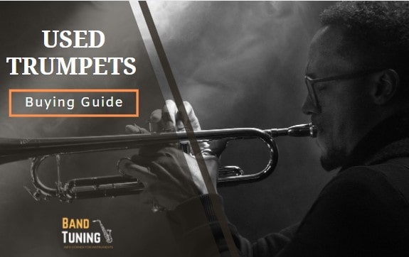 Used Trumpets - Buying Guide Banner